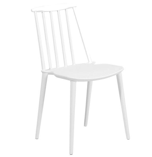 Jídelní židle Ventnor, plast, 83 x 49 x 41, cena 1 790 Kč, www.beliani.cz