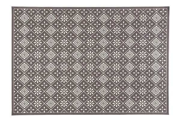 Koberec s nízkým vlasem Hovslund, 100 % polypropylen, 160 x 230 cm, cena 1 490 Kč, www.ikea.cz