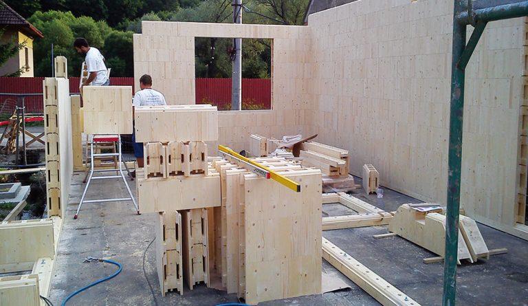 Šest způsobů jak stavět ze dřeva