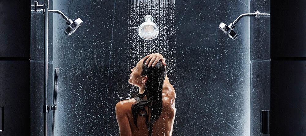 Vany, sprchy, umyvadla: Nejnovější trendy ze světa koupelen!