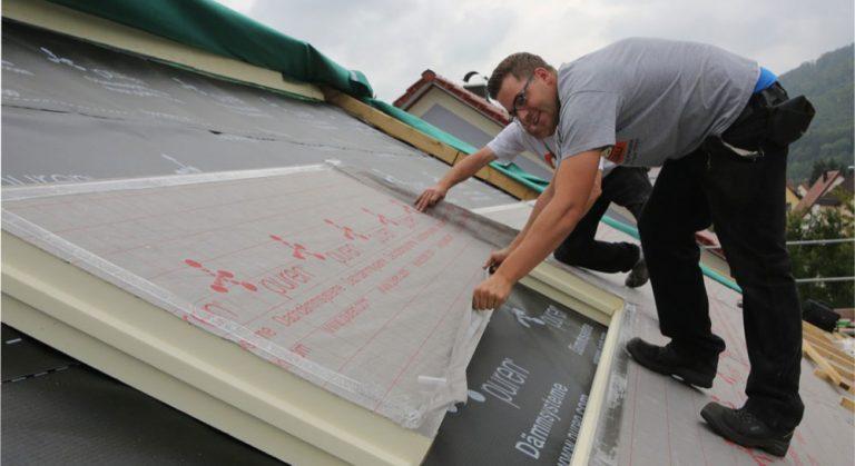 Tepelné izolace puren PIR v létě nezklamaly