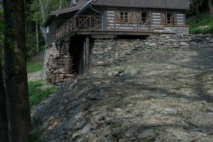 Chalupa v Orlických horách