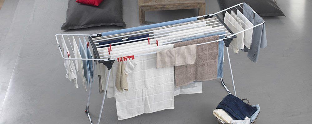 Pro snadné a rychlé sušení prádla