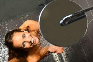 Termobaterie – hlídač do sprchy