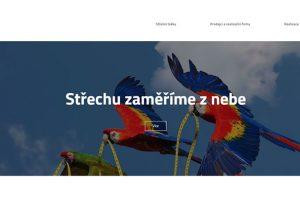 Nový web láká na barevný svět betonových tašek TERRAN