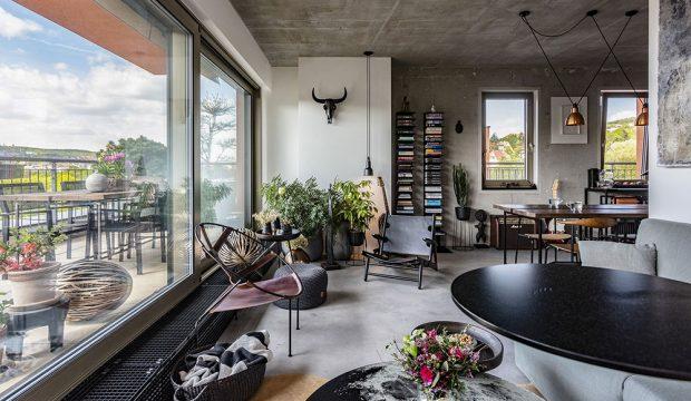 Dispozice bytu mohla být pěkným průšvihem, nakonec se proměnila v plus