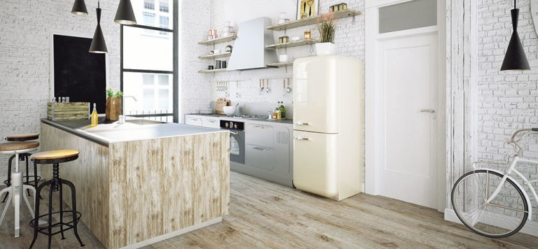 Jak může lednice dodat kuchyni trochu elegance