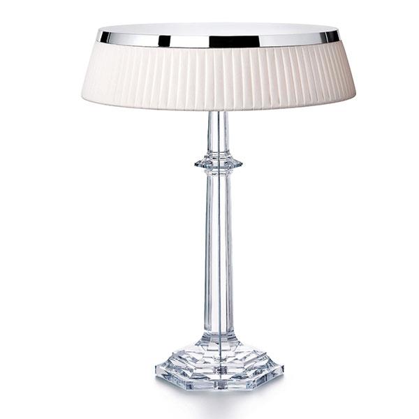 Stolní lampa Bon Jour Versaille (Flos) design Philippe Starck, polymethylmethacrylát, X XXX Kč, www.konsepti.com