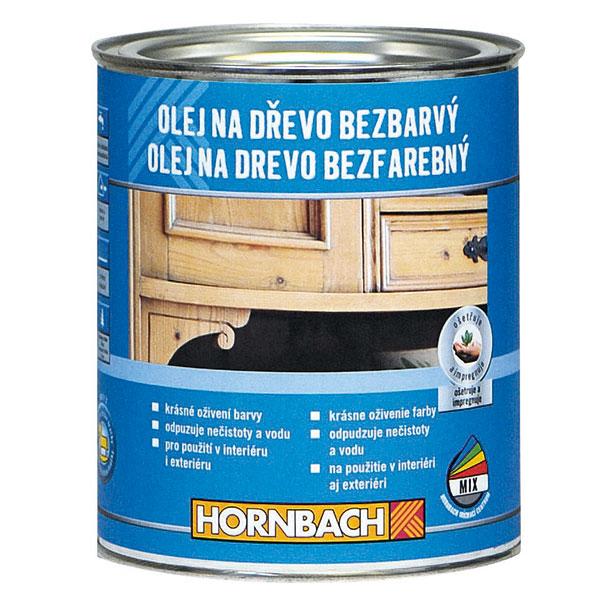 Olej na dřevo zdroj Hornbach