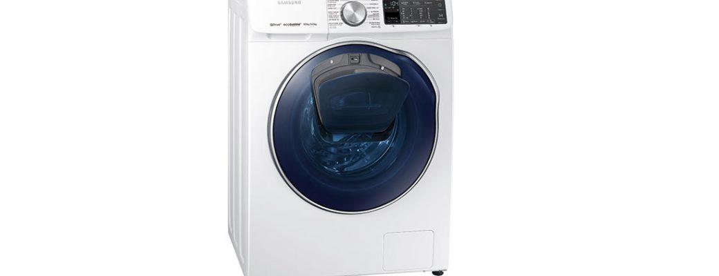 Výsledky soutěže o pračku se sušičkou Samsung QuickDrive