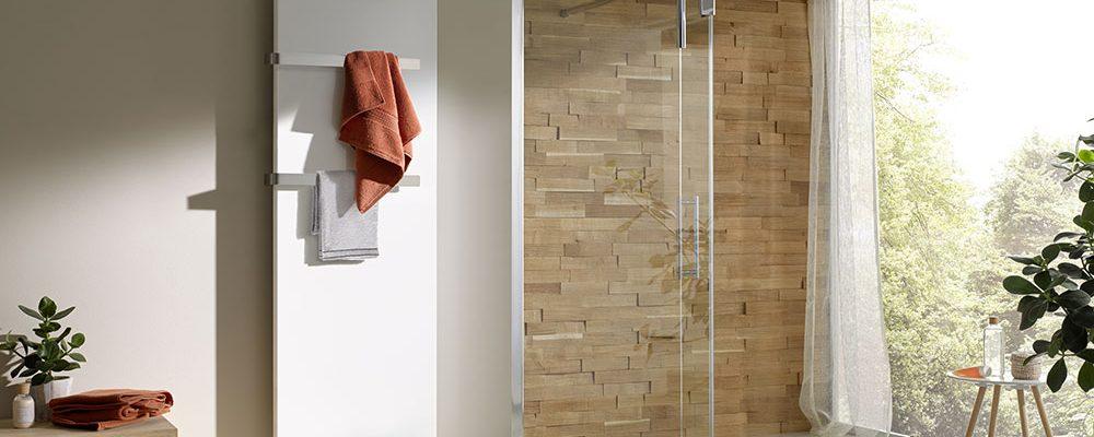 Moderní tepelný design v koupelně