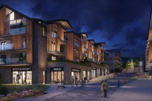 Na Lipně se plánuje luxusní resort