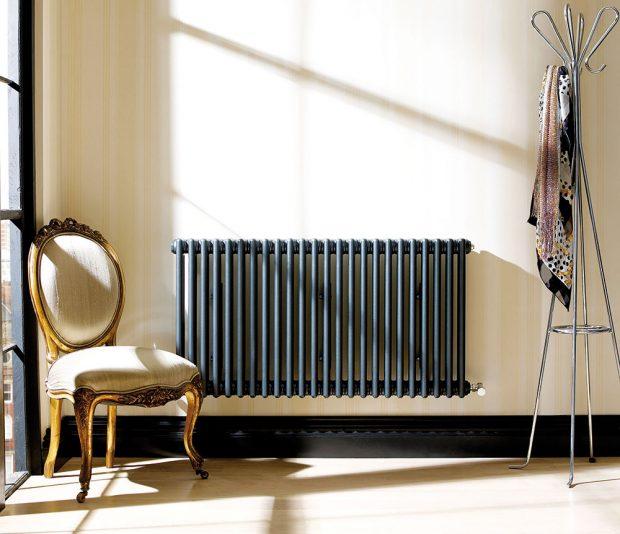 Radiátor Zehnder Charleston je originál mezi trubkovými radiátory - výkonný, všestranný, překvapuje tvarem, funkcí akomfortem. www.zehnder.cz