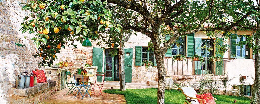 Romantický dům se zahradou a krásným výhledem
