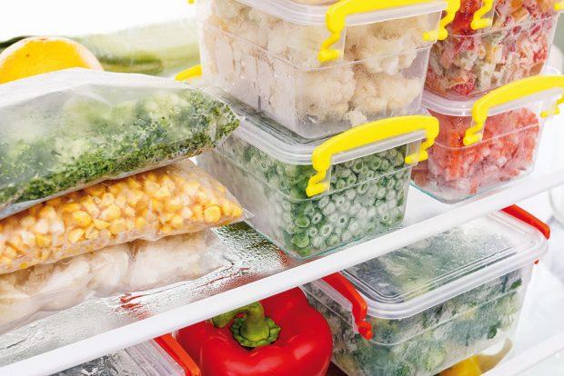 ZAMRAZOVACÍ boxy uchovají potraviny nepoškozené. Výběr na www.tescoma.cz. FOTO SHUTTERSTOCK