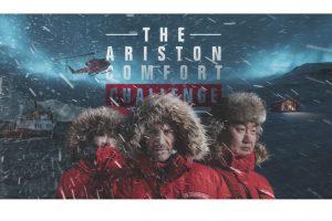 """Ariston oznamuje svou první globální kampaň: """"Ariston Comfort Challenge – grónska mise"""""""