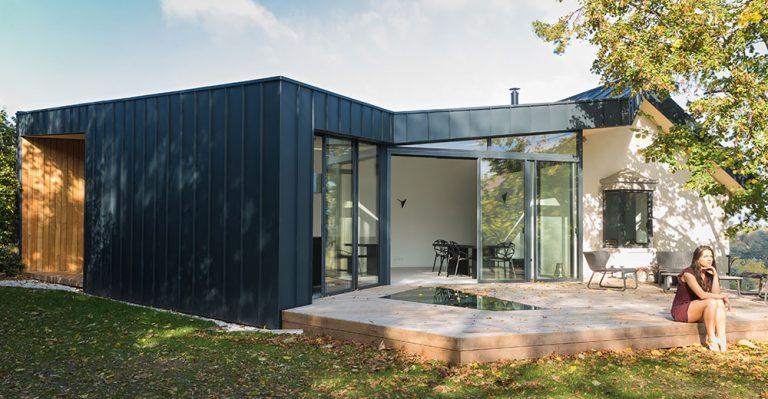 Když z proměny malého obýváku nakonec vzejde celková rekonstrukce domu