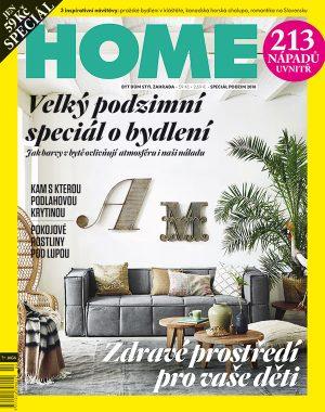 HOME speciál podzim 2018