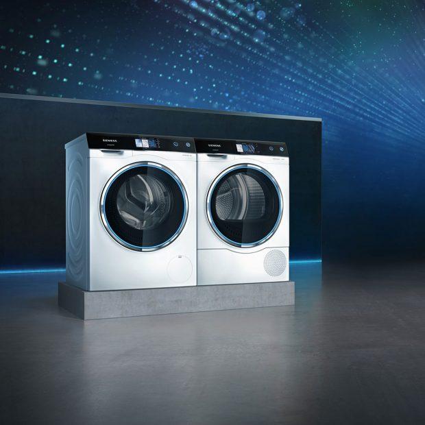 kombinovaná pračka se sušičkou iQ500