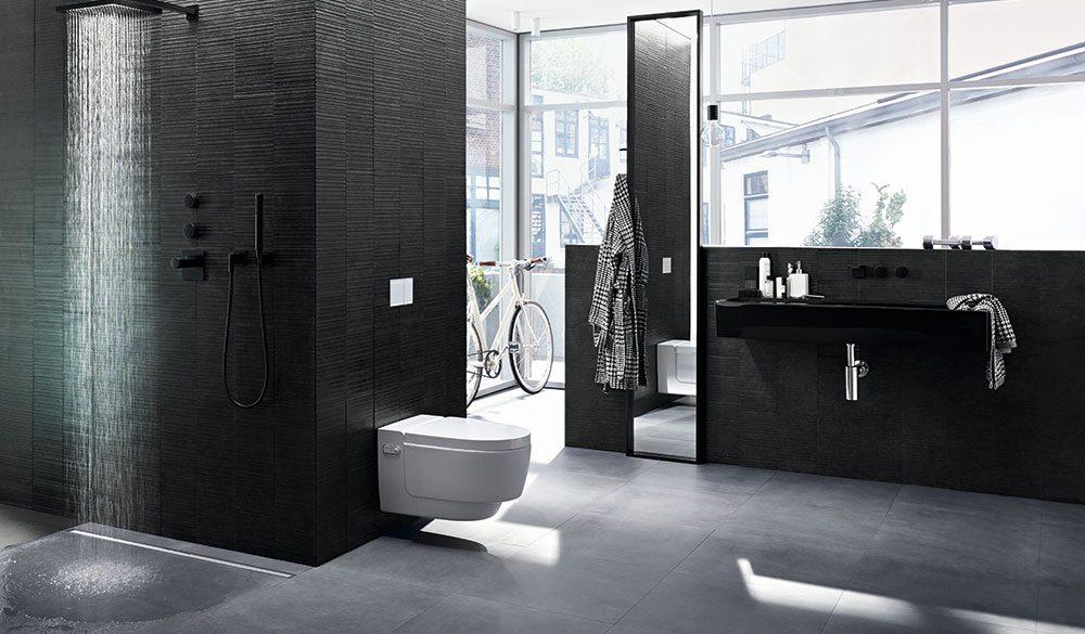 Sprchové kanálky Geberit CleanLine. Jednoduše čisté, jednoduše krásné