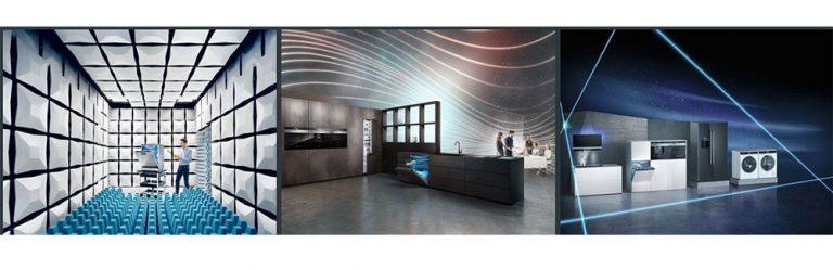 Fascinující prezentace novinek Siemens na veletrhu IFA 2018