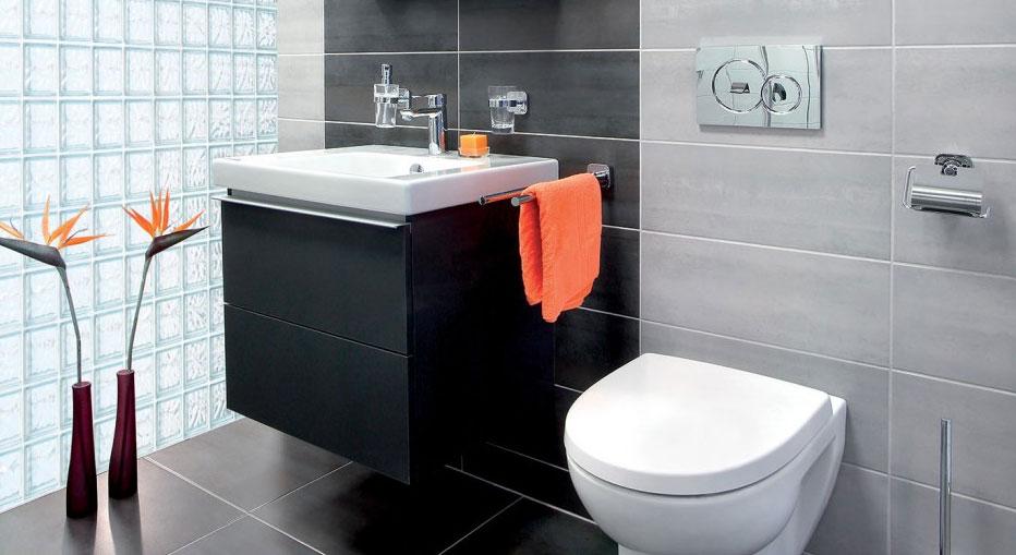 Jen pár kroků stačí k nové koupelně, ano je to tak snadné!