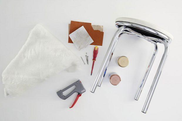 Na pracovním stole si připravíme všechny potřebné materiály a pomůcky. foto MÖBELIX
