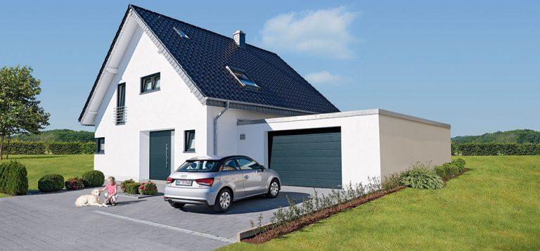 4 pravidla výběru garážových vrat