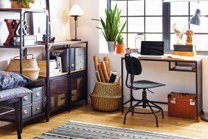 Zařizování domácí pracovny: Přeneste si k sobě kouzlo starých továren