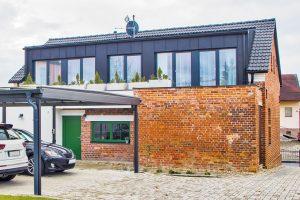 V Hlučíně stojí dům jako z Notting Hillu