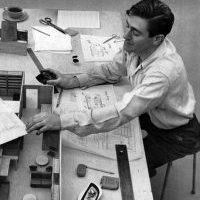 Norman Cherner (1920–1987) americký architekt