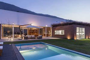 Únik ze stresujícího života ve velkoměstě? V tomto domě byste chtěli relaxovat!