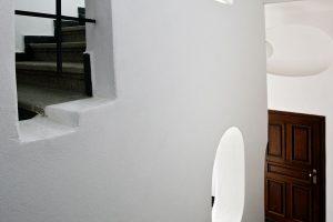 Společné prostory vily jsou plné krásných detailů. Foto Zehnder
