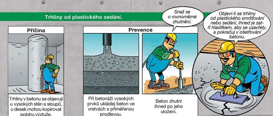 Návod na použití betonu
