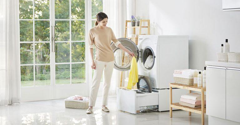 Ekologické pračky aneb praní bez chemie
