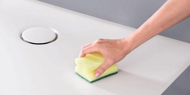 Snadný úklid Hladký povrch se jednoduše a rychle čistí.