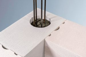 Pilířová tvárnice Ytong pro betonový sloupek