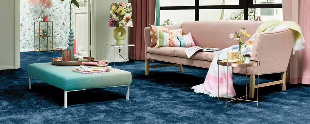 Tipy na nákup: Modrá a zelená do interiérů