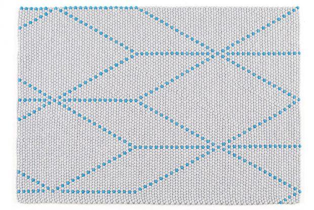 Koberec Dot Carpet (Hay), 120 x 170 cm, 11 180 Kč, www.stockist.cz