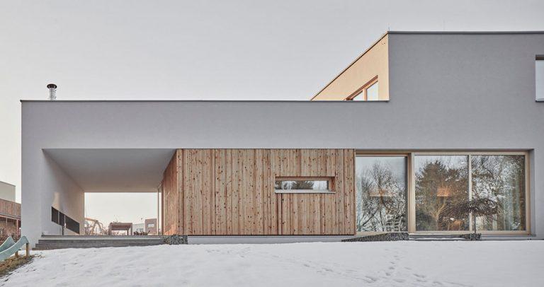 I takto může vypadat bydlení u velkoměsta: Dokonalá harmonie a blízkost přírody
