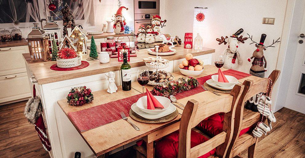 Stylové vánoce v Mountfieldu