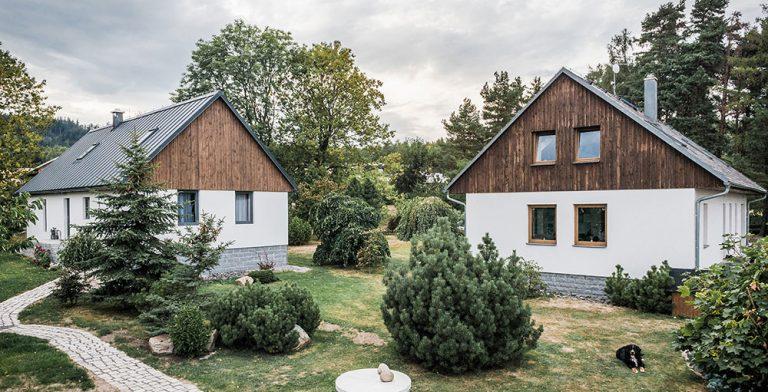 Vícegenerační bydlení na jednom pozemku: Spolu, ale odděleně!