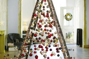 Vánoce trochu jinak: Vyčarujte si originální stromeček
