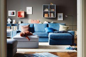 Jak uzpůsobit obývací pokoj tak, aby se do něj vešly i děti