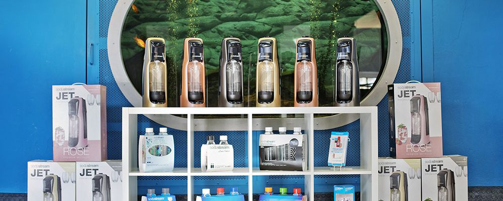 Pŕemýšlíte, čím potěšit své blízké na Vánoce? Produkty značky SodaStream jsou sázkou na jistotu