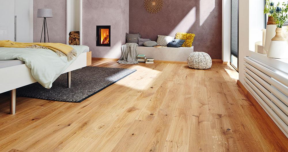 Jak položit dřevěnou podlahu