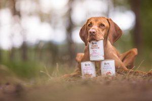 Výsledky soutěže o 5x balení konzerv BRIT pro psy