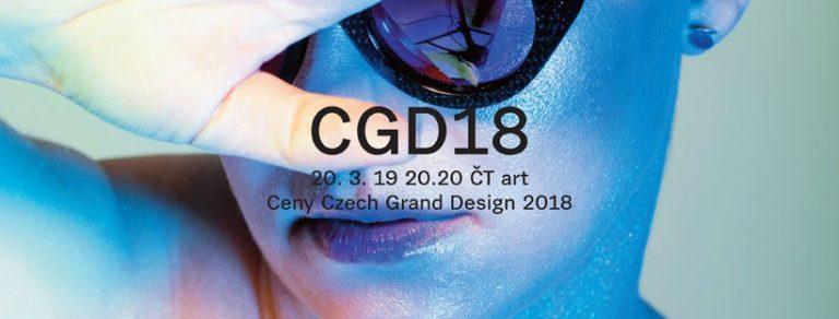 Ceny Czech Grand Design odhalily nominace za rok 2018, o ceny bude bojovat 88 tvůrců