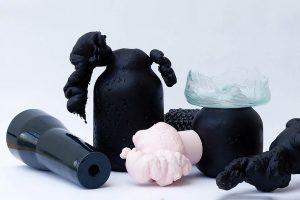 Miksmitte / kolekce sklokeramických objektů
