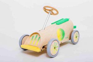 Re pello / odrážecí autíčko Formule (Michal Strach)
